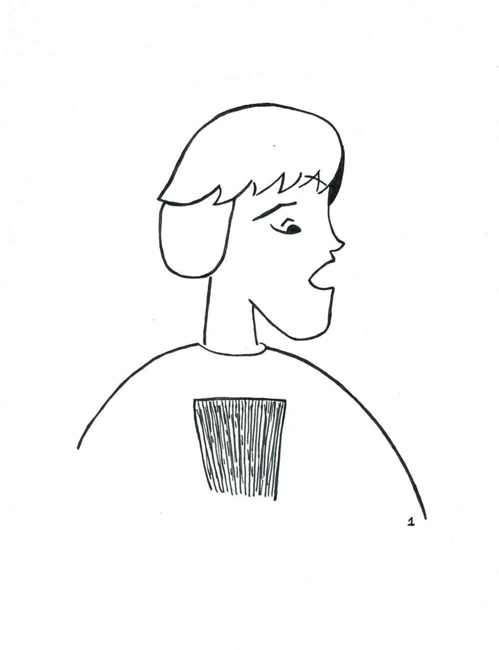 JulieAndrews_AlHirschfeld