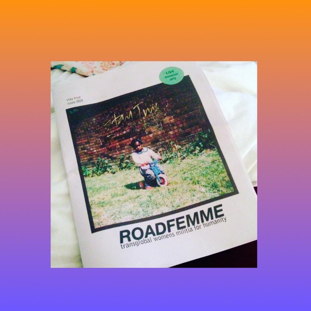 Stay True by Roadfemme 2015