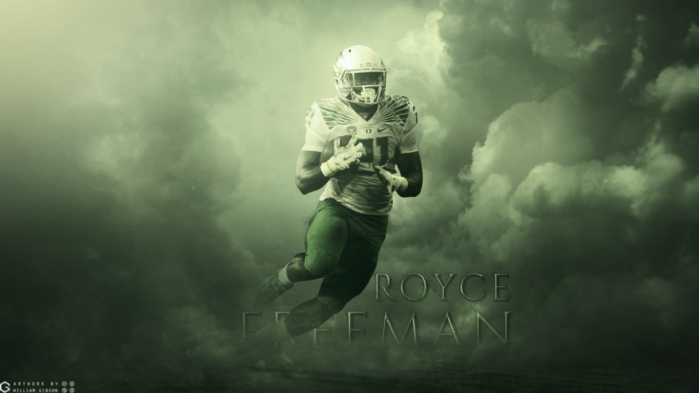 ROYCE FREEMAN WALLPAPER