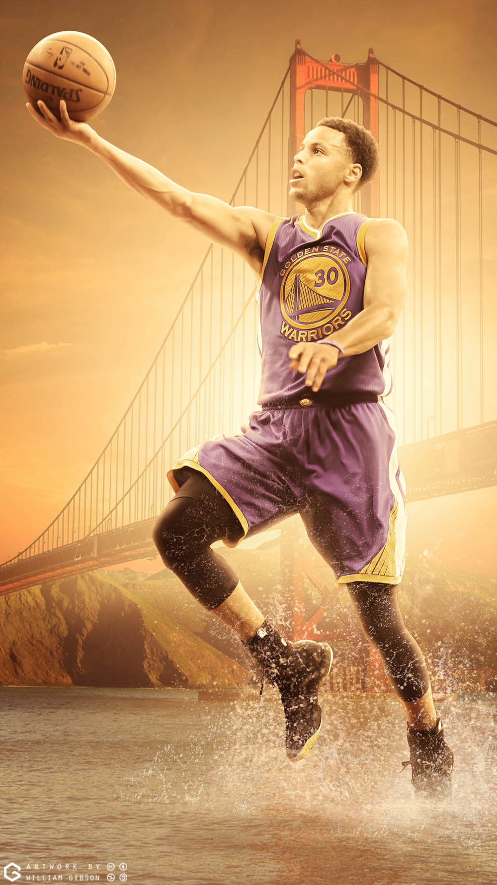 STEPH CURRY IPHONE 6 PLUS WALLPAPER