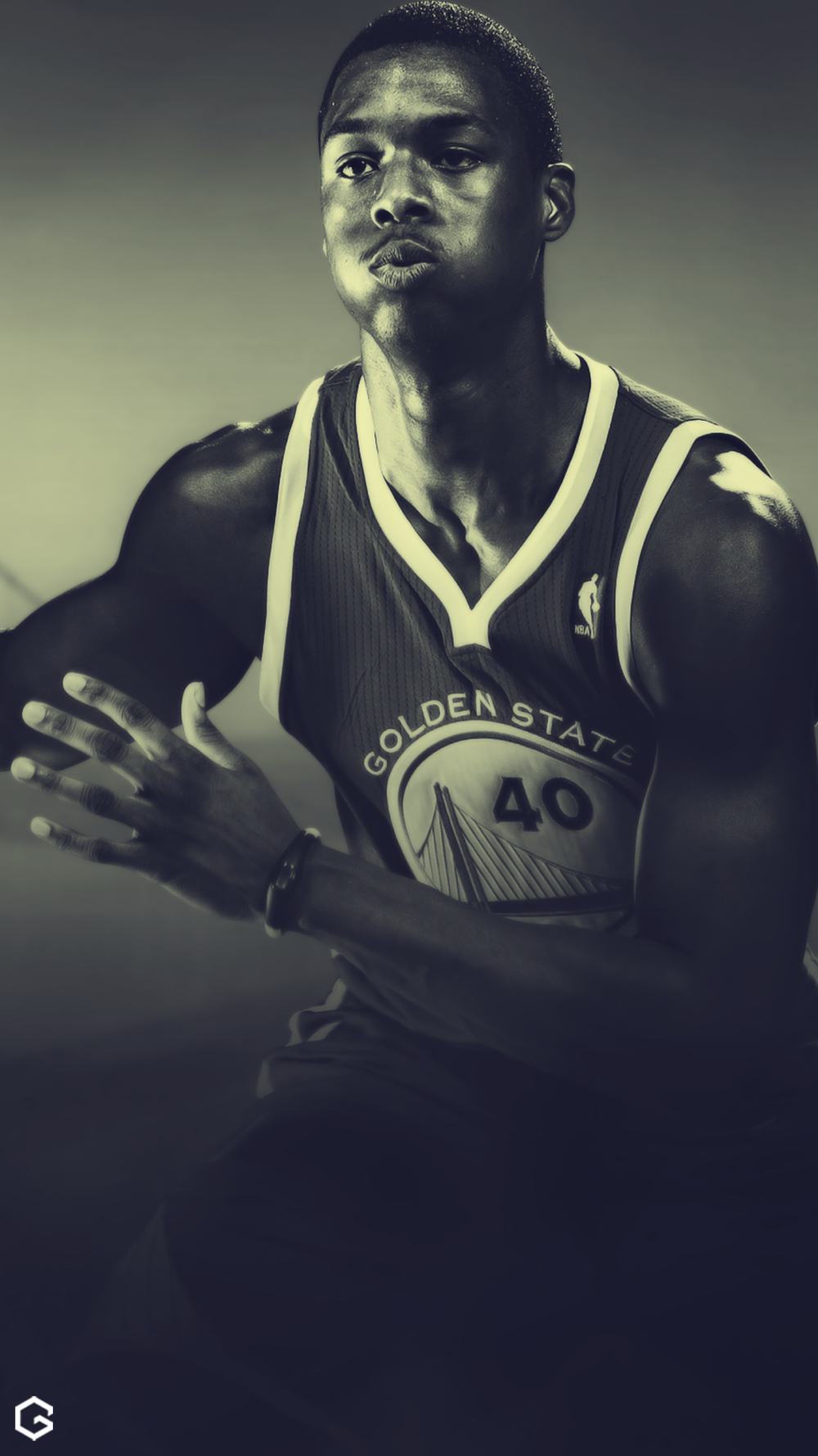 Harrison Barnes iPhone Wallpaper