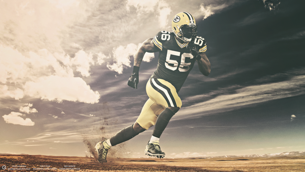 Julius Peppers Wallpaper