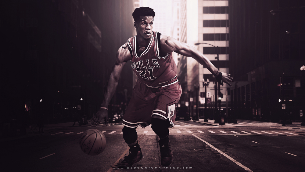 Jimmy Butler Wallpaper