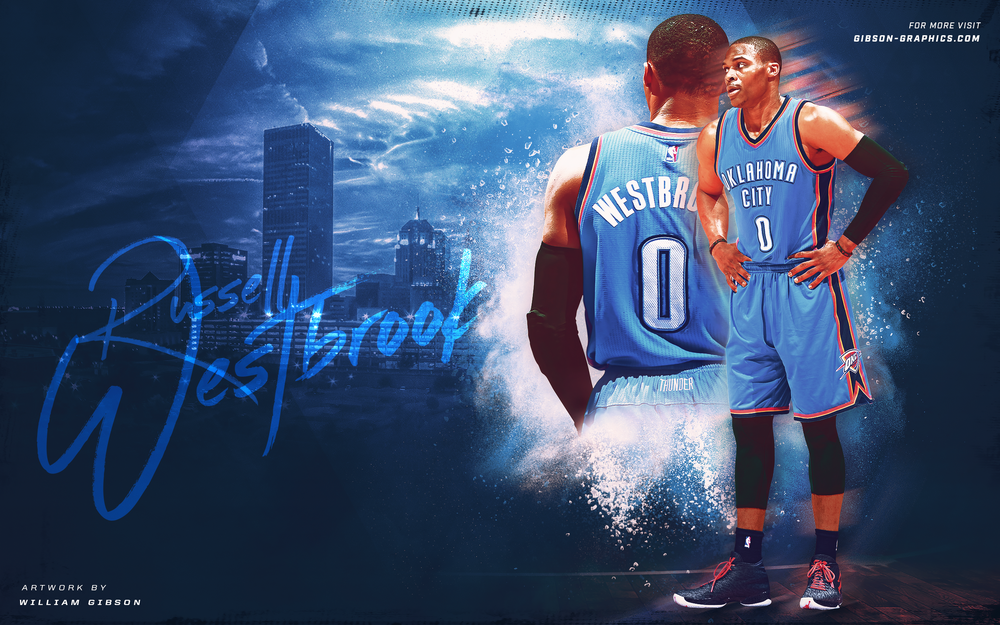 Russell Westbrook Artwork