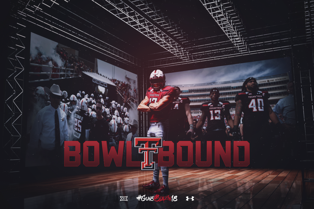 Texas Tech Football Bowl Bound