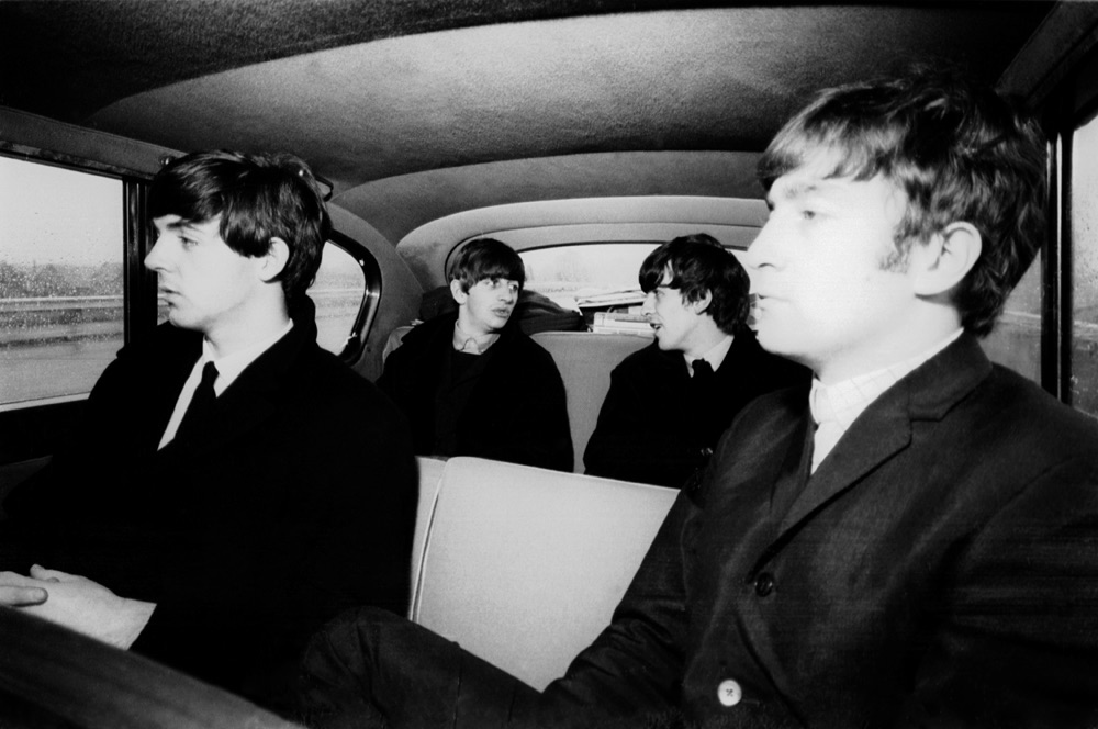 The Beatles on tour, 1963