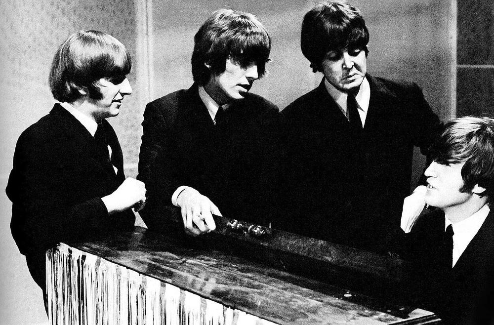 The Beatles circa 1965.