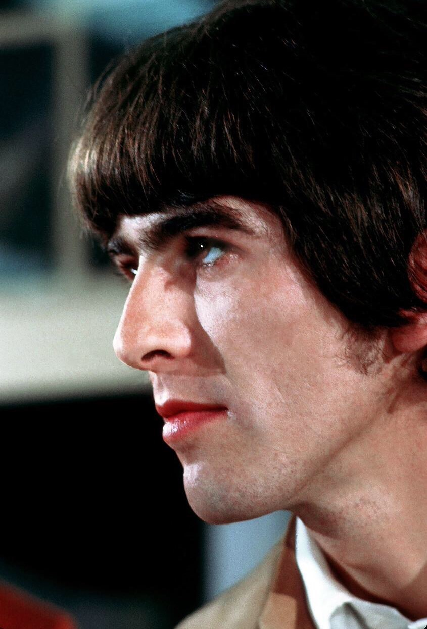 George Harrison 1967 And 1965 Beatles By Day