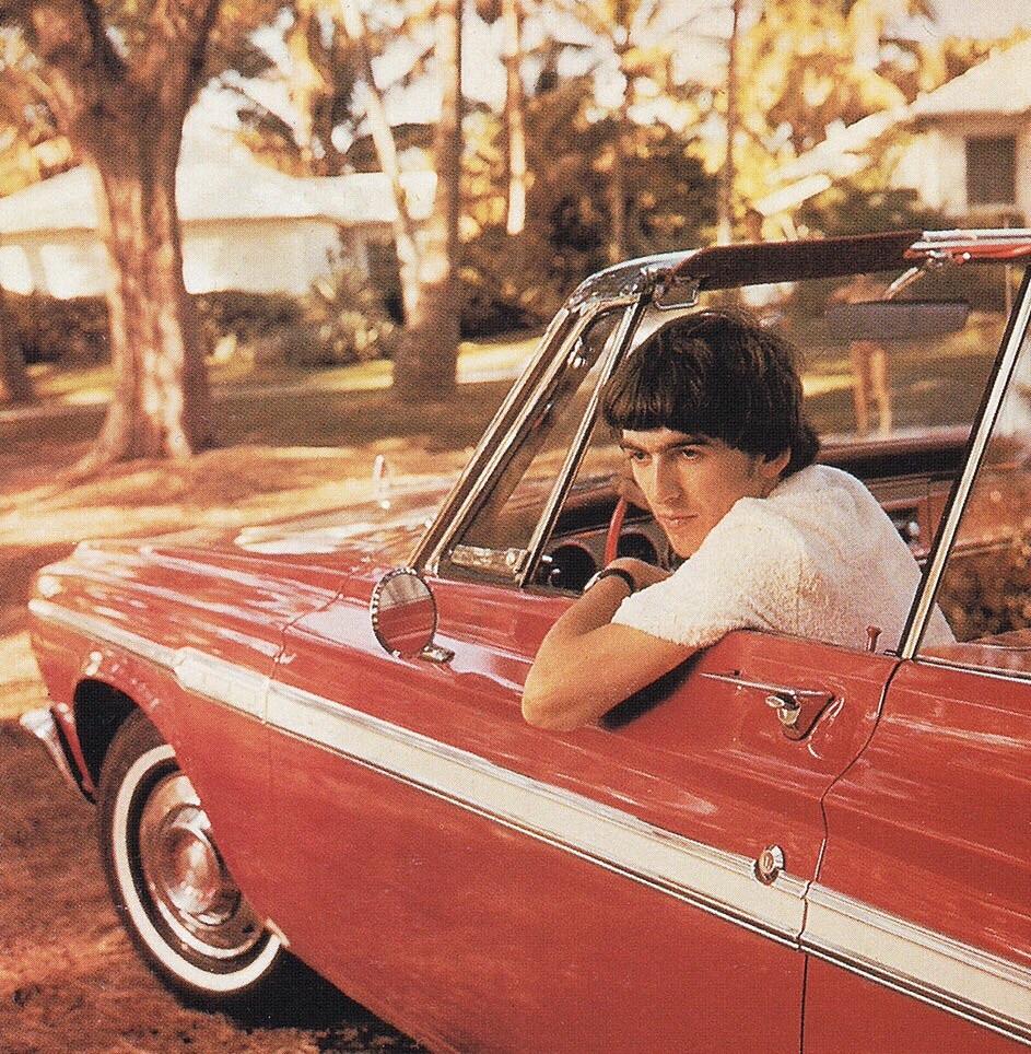 George Harrison, 1965.