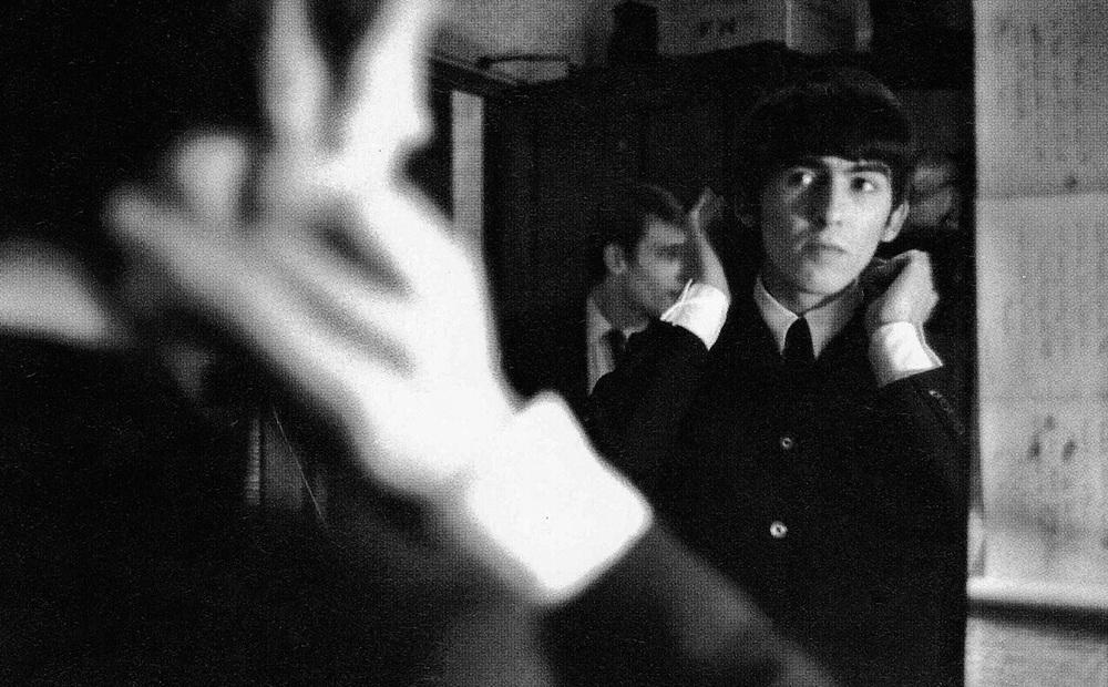 George Harrison circa 1964.