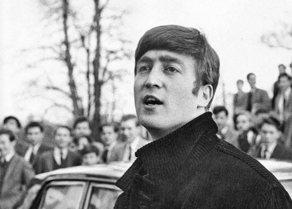 John Lennon circa 1964.