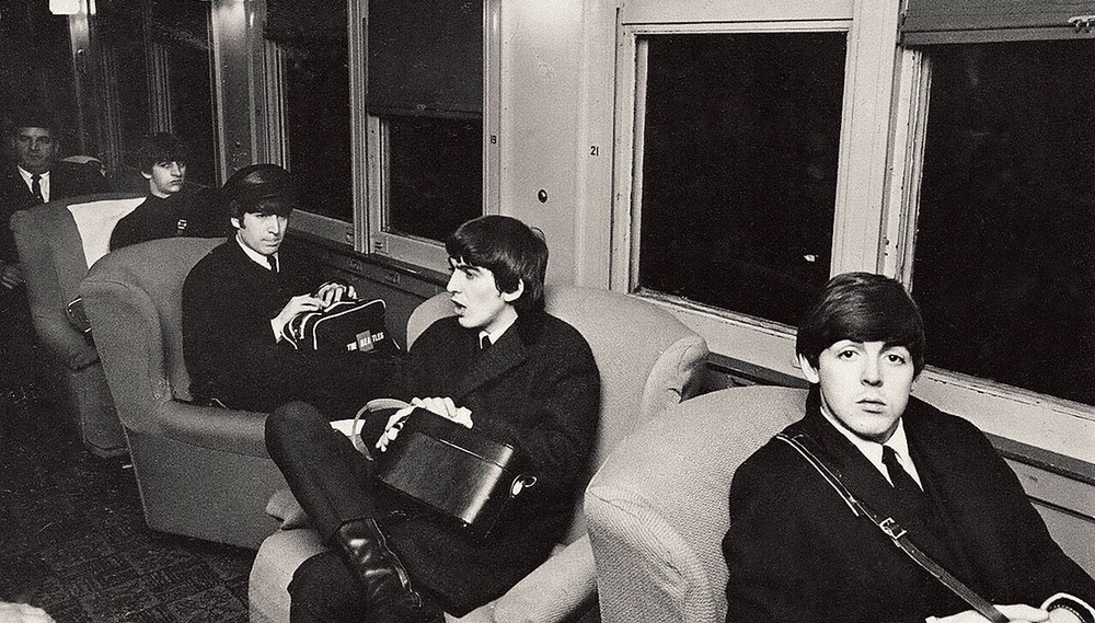 The Beatles 1964.