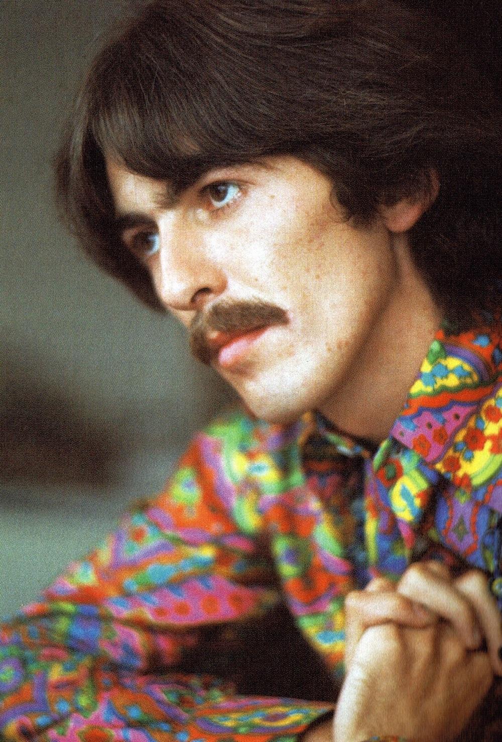 George Harrison 1967.