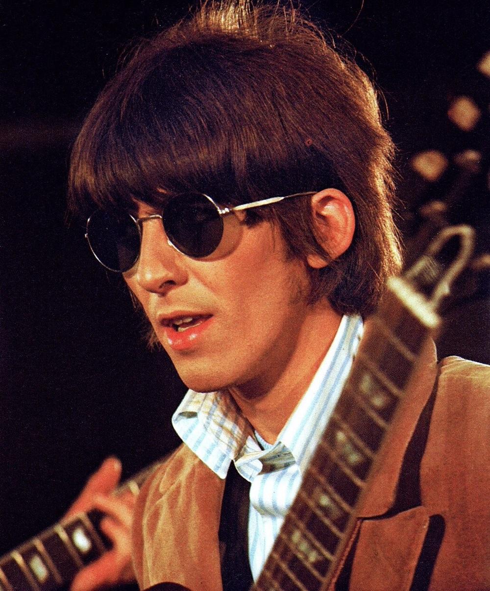 George Harrison circa 1966.