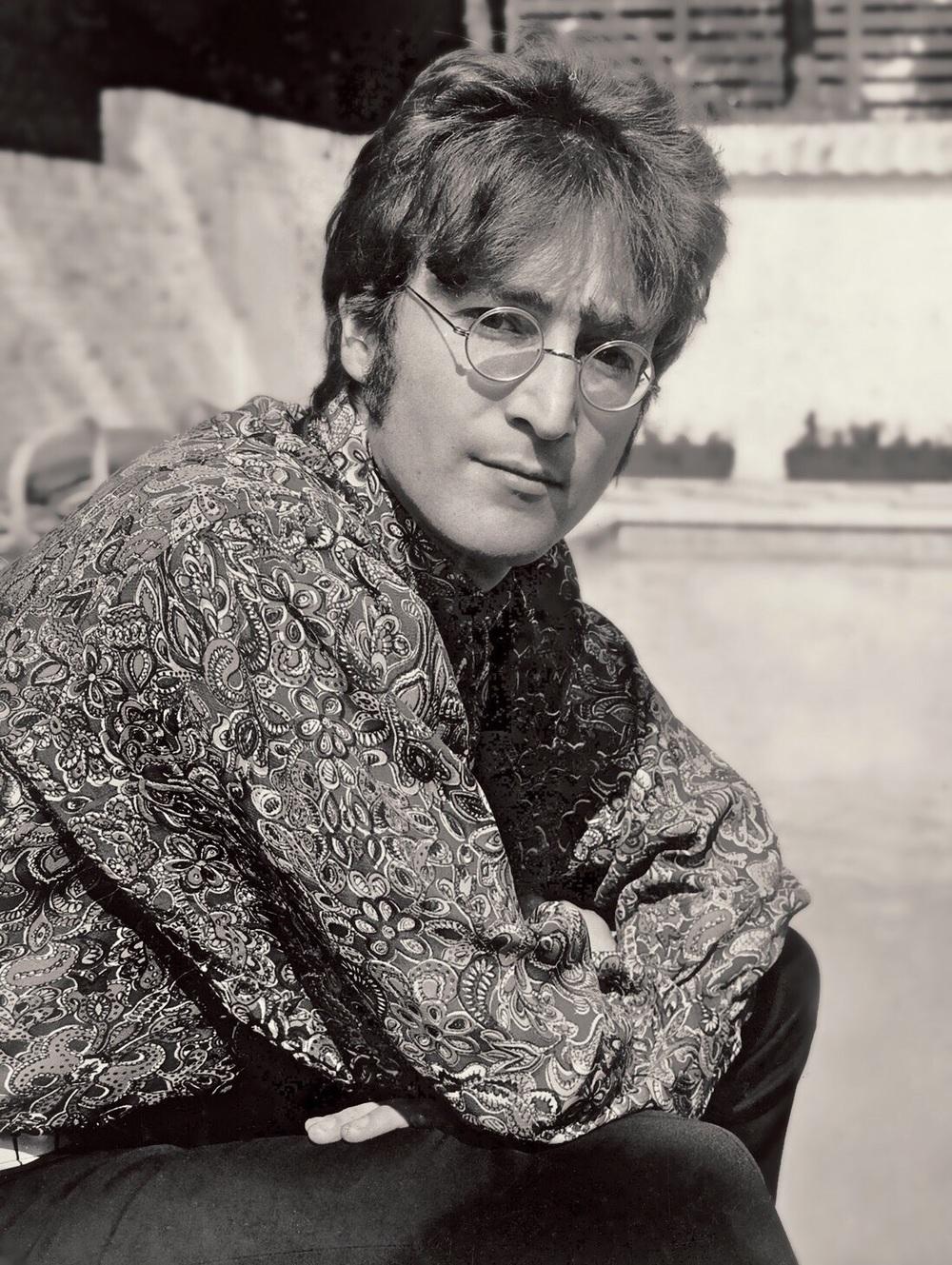 John Lennon 1967.