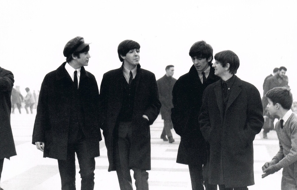 The Beatles in Paris, February 1964