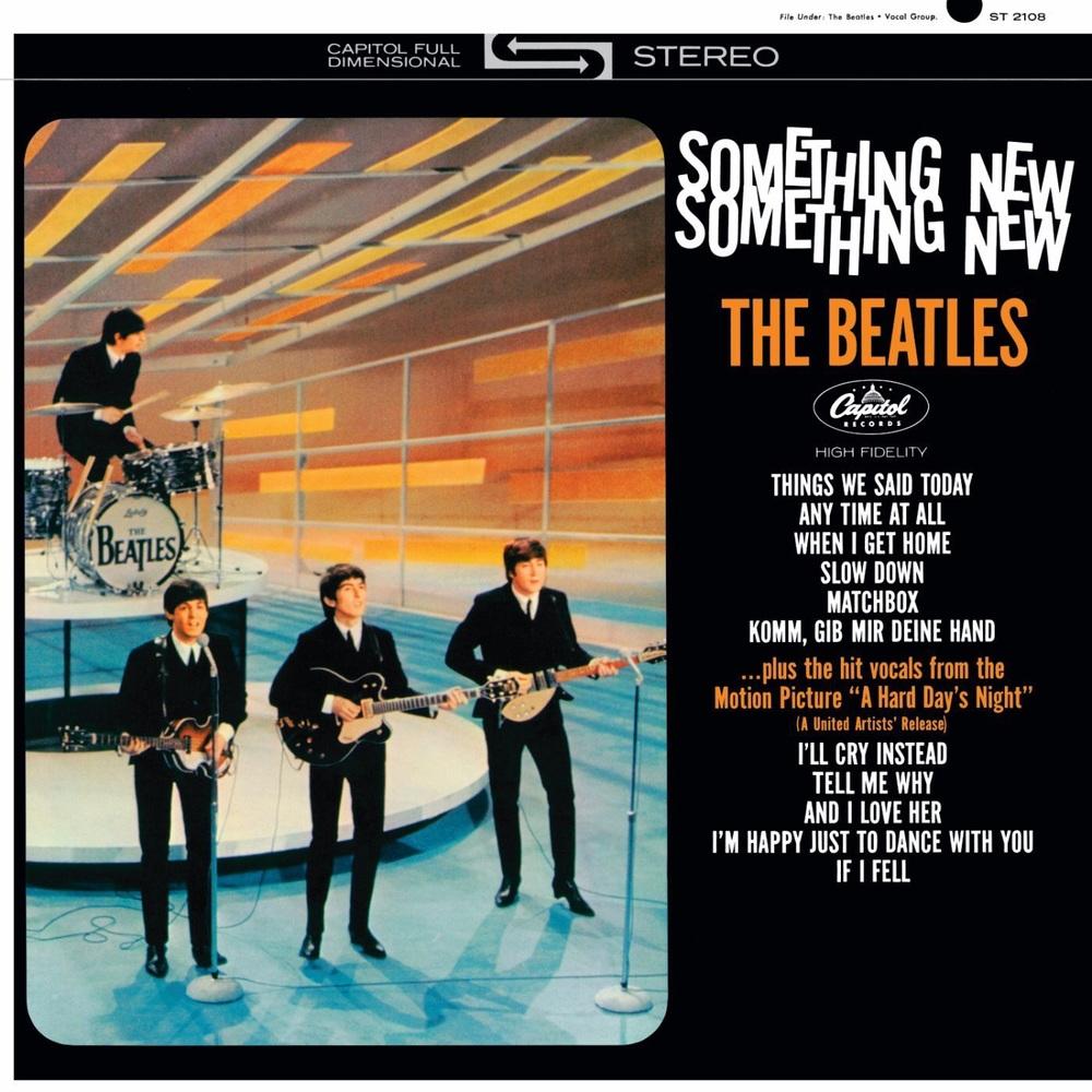 Something New, the Beatles' fifth US album.