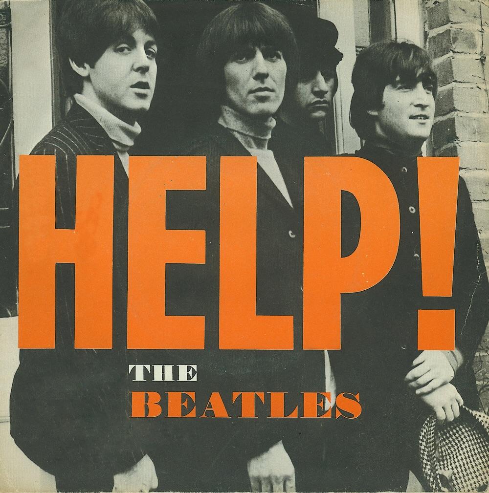 Help! single, 1965.