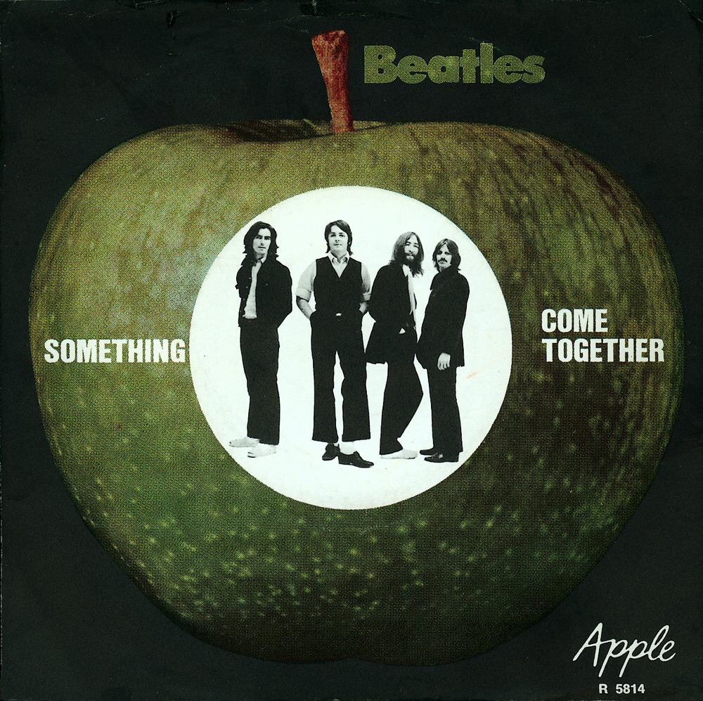 Something/Come Together single, 1969.