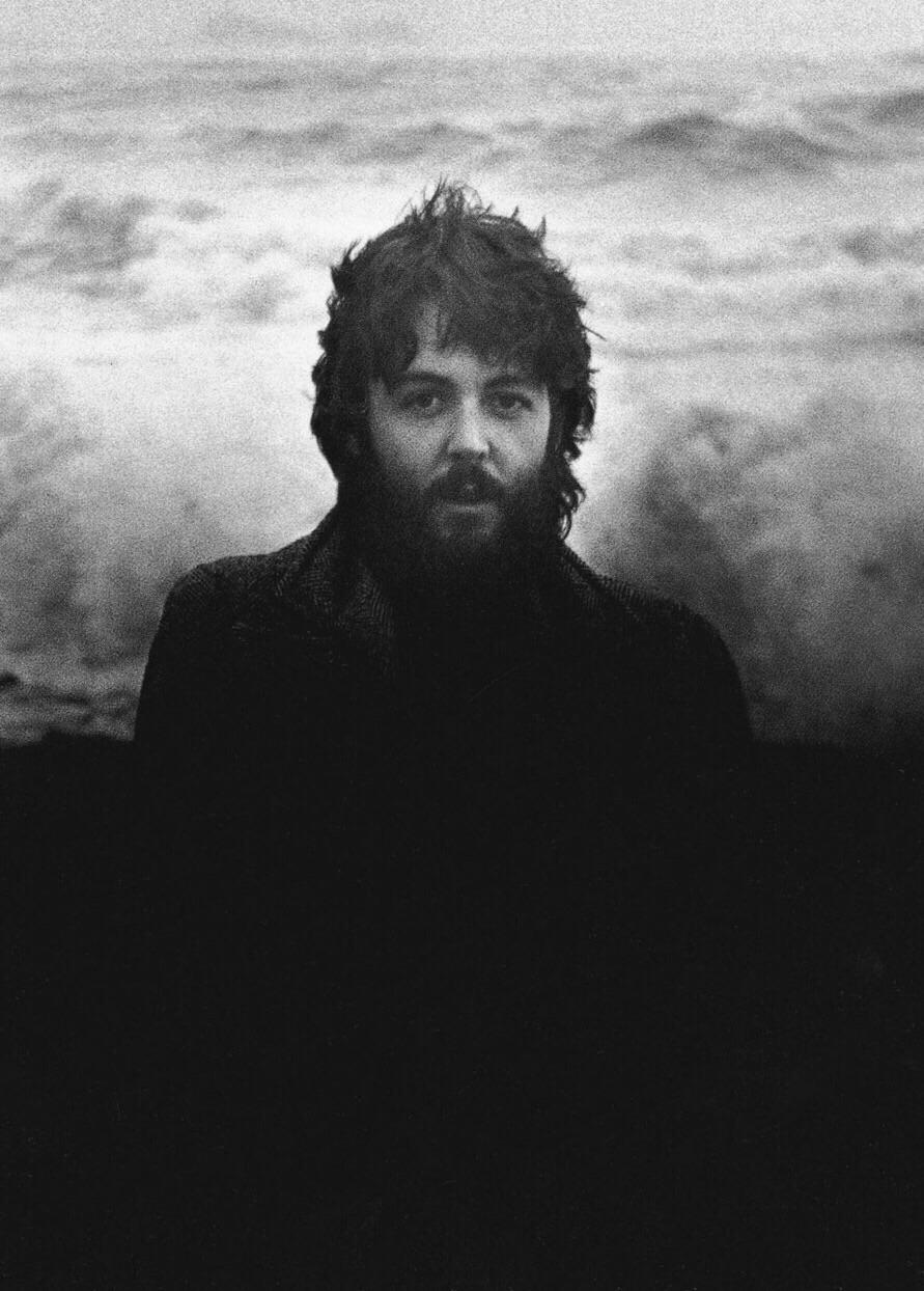 Paul McCartney, circa 1970.
