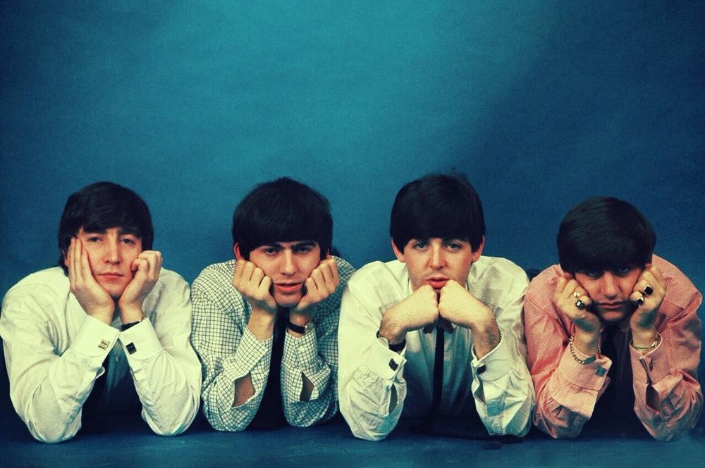 The Beatles, circa 1964.