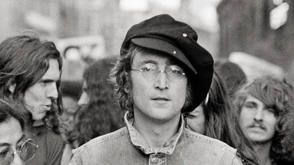 John Lennon, circa 1971.