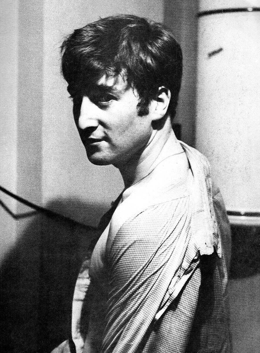 John Lennon, circa 1963.
