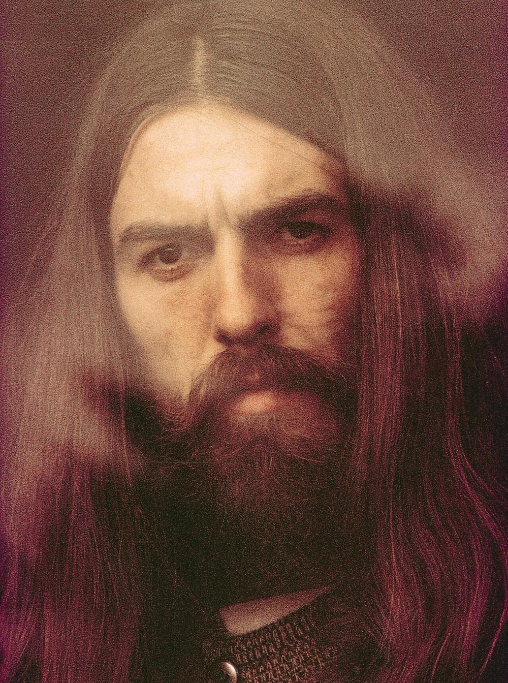 George Harrison circa 1970.