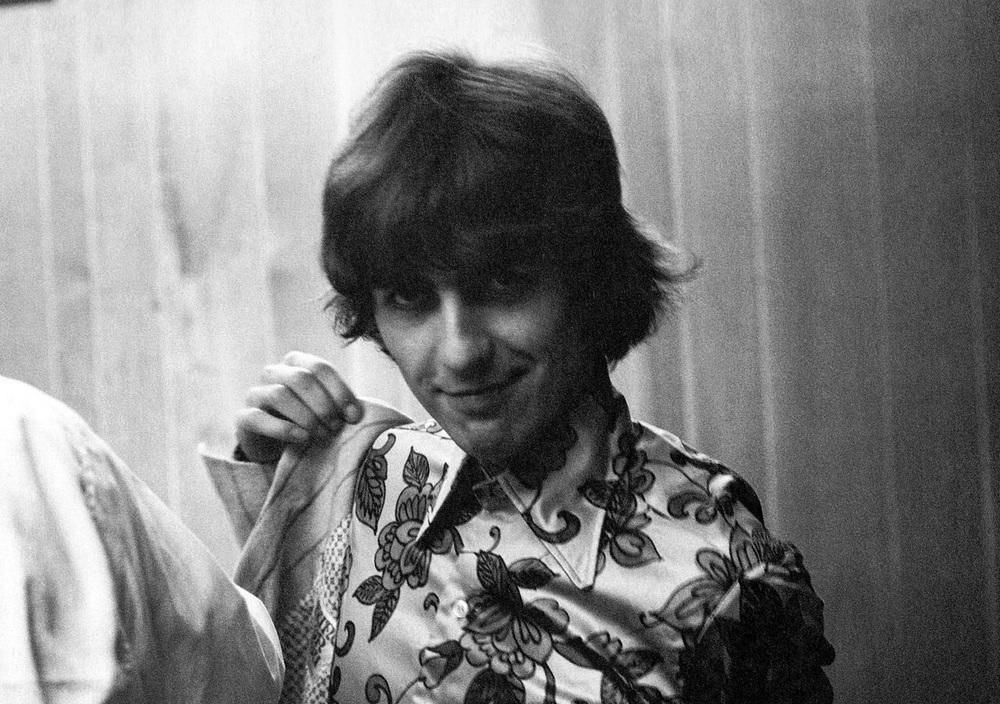 George Harrison 1966.