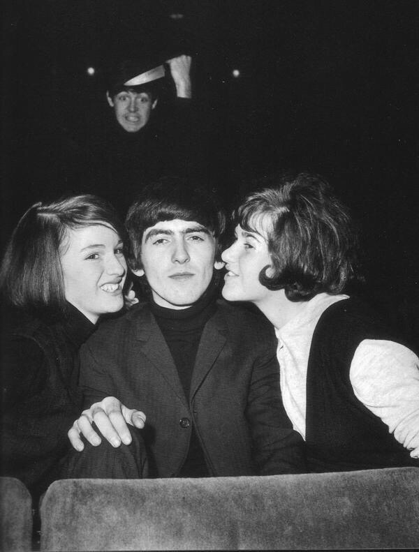 George gets all the girls, and Paul's not happy.