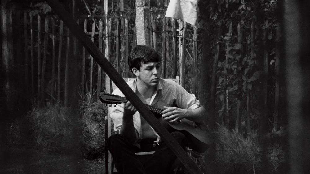 Paul McCartney circa 1960.