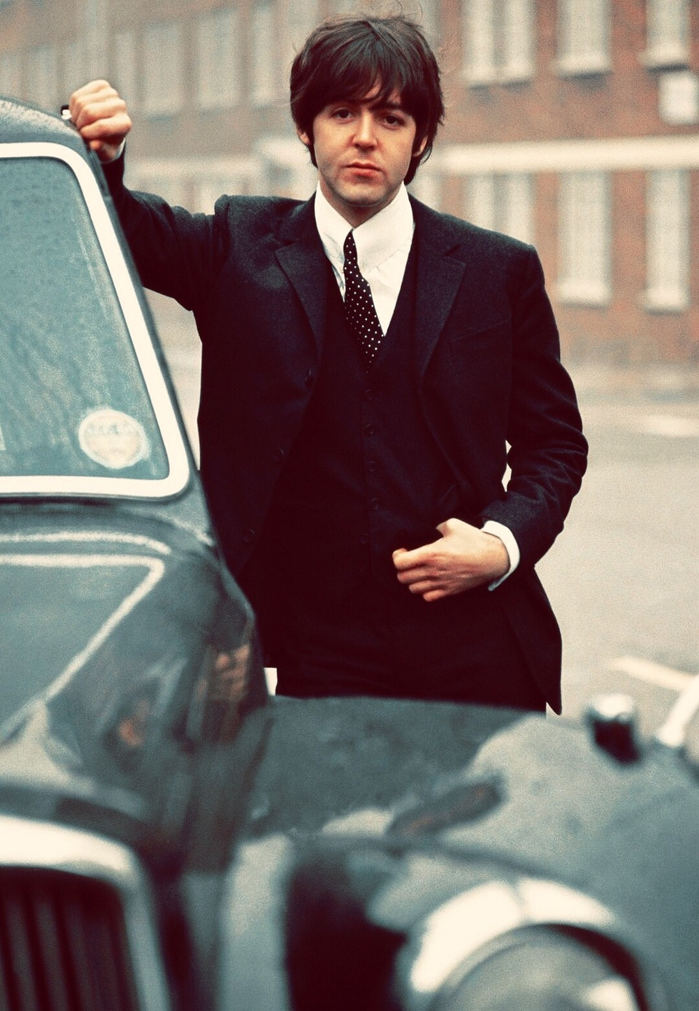 Paul McCartney circa 1965.