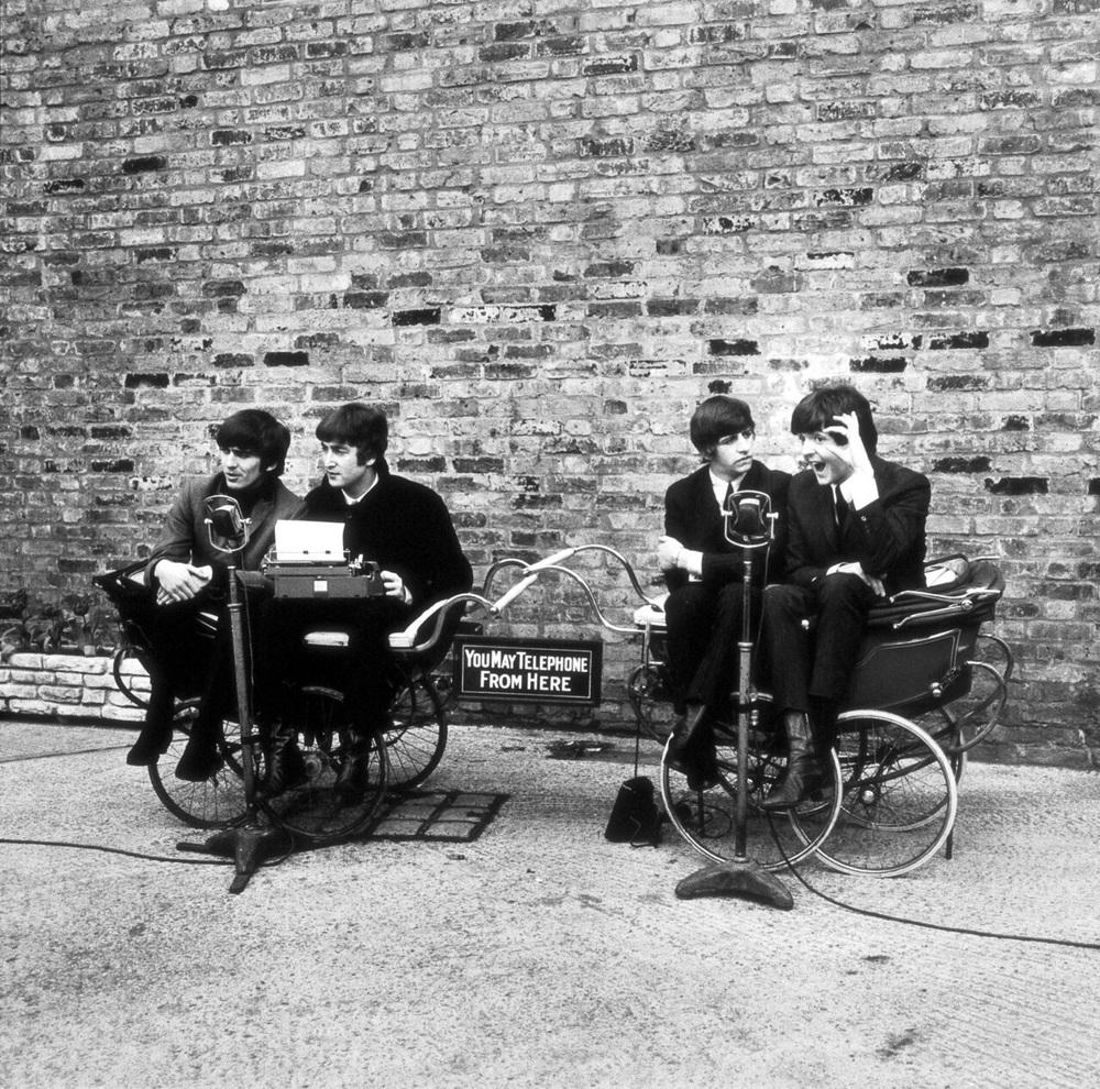 The Beatles, 1964.