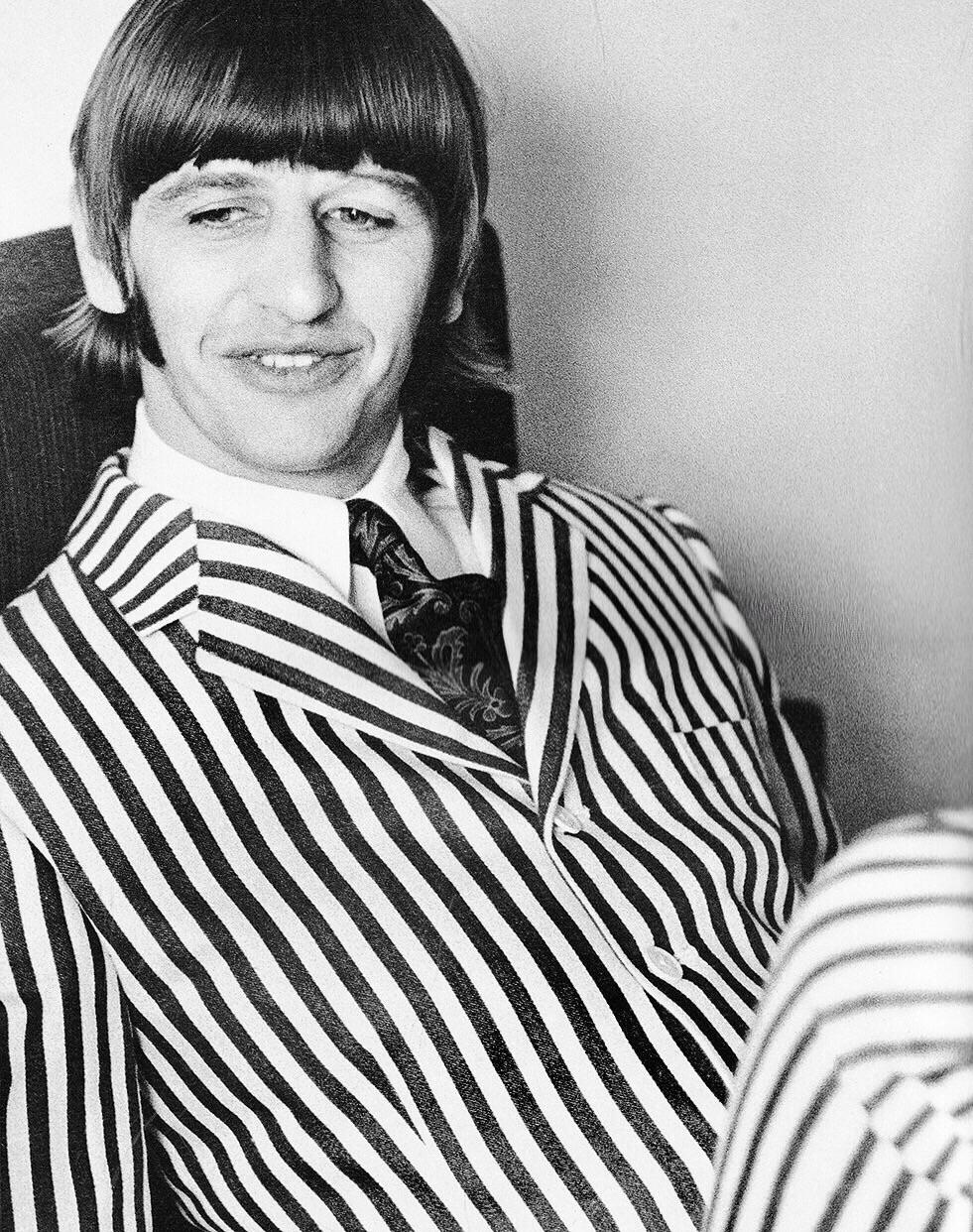 Ringo Starr 1966.