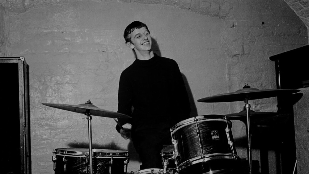 Ringo Starr at the Cavern, 1962.