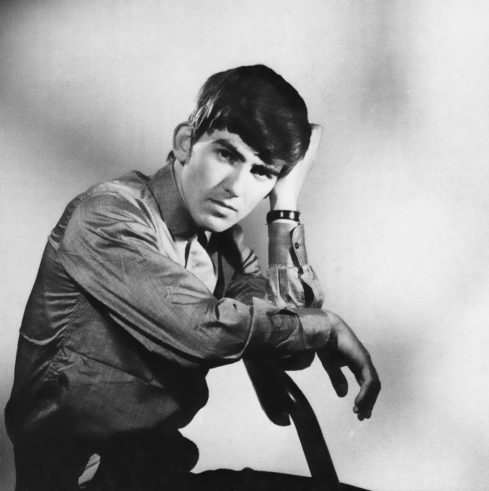 George Harrison 1963.