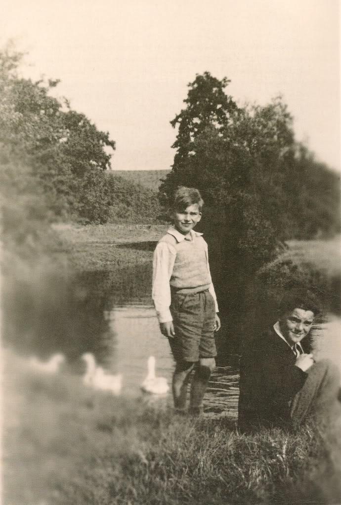 George Harrison circa 1948.