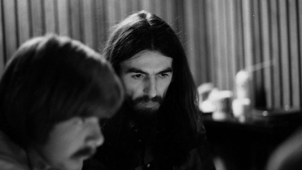 George Harrison, 1970.