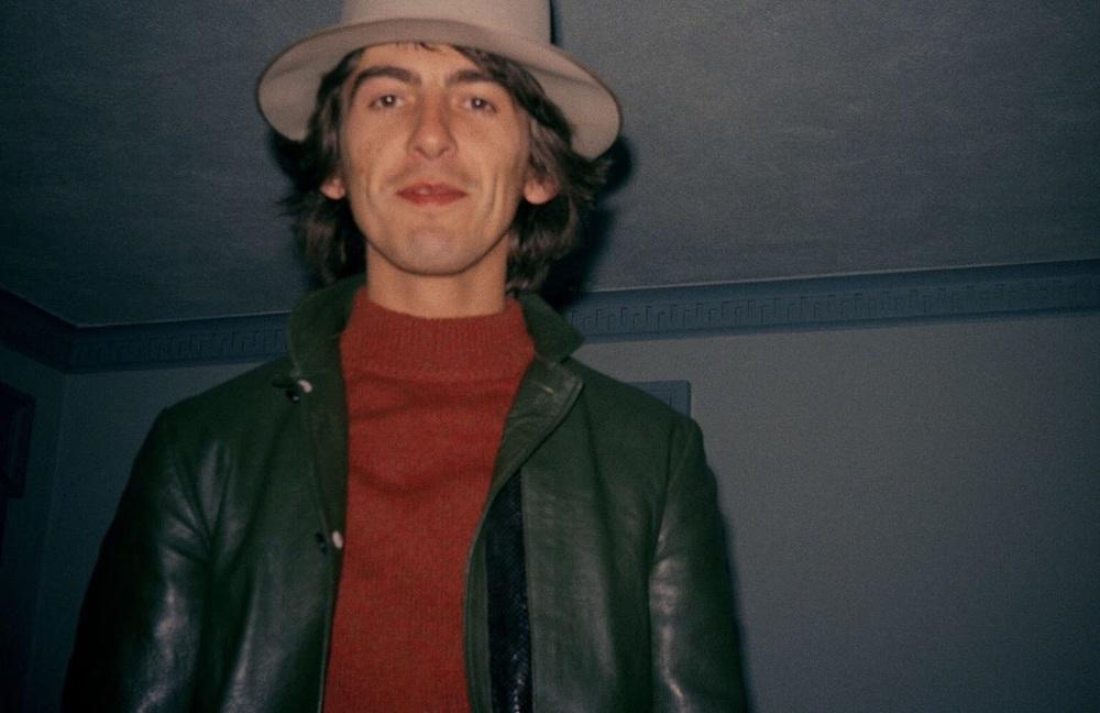 George Harrison, circa 1969.
