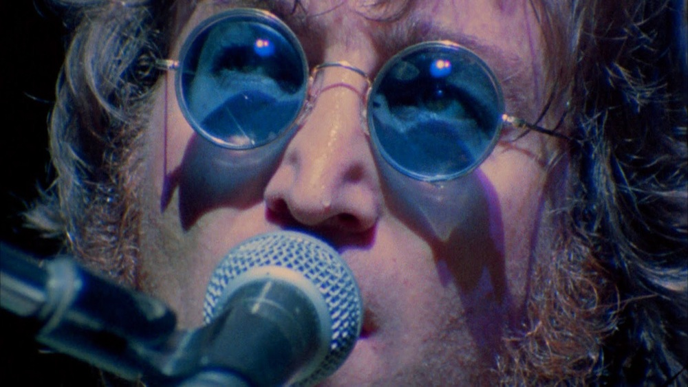 John Lennon atMadison Square Garden,August 30th, 1972