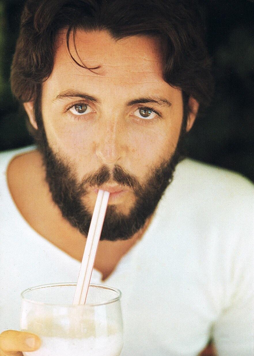 Paul McCartney, 1970. Photo by Linda McCartney.