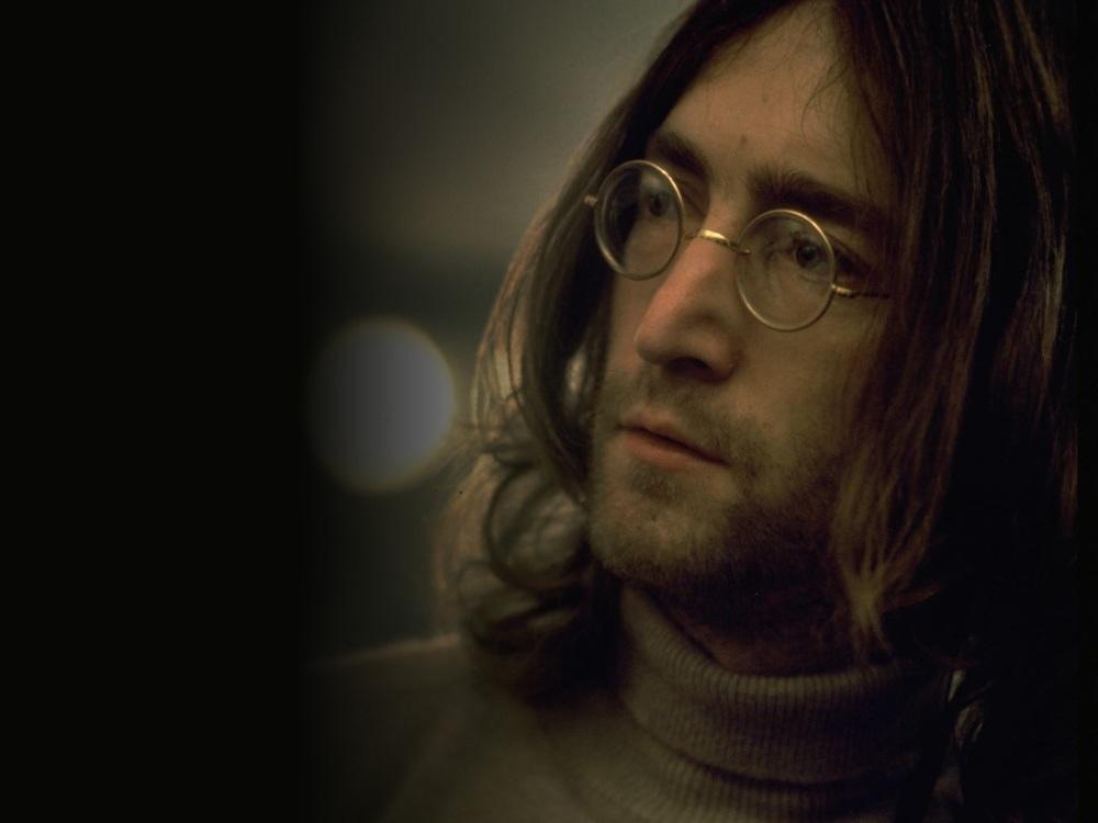 John Lennon, 1969.