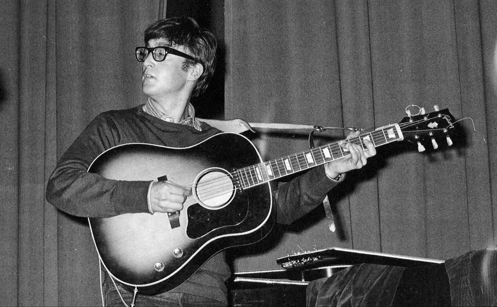 John Lennon 1963.