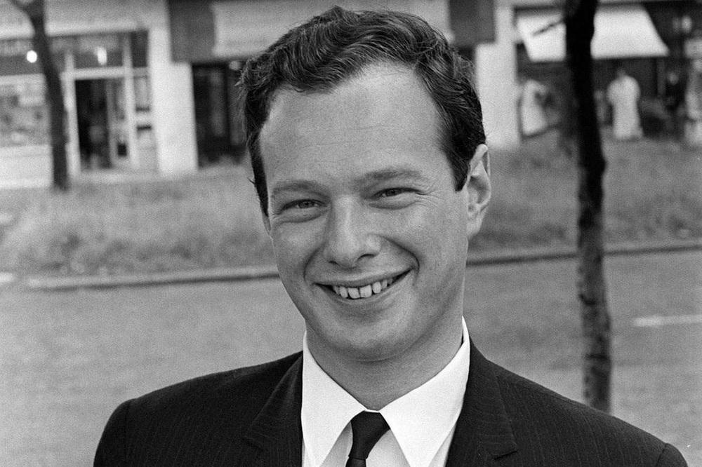Brian Epstein circa 1964.
