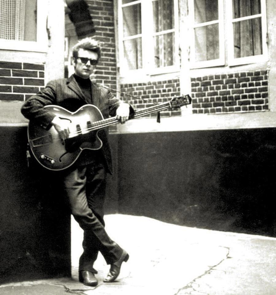 Stuart Sutcliffe, 1961.