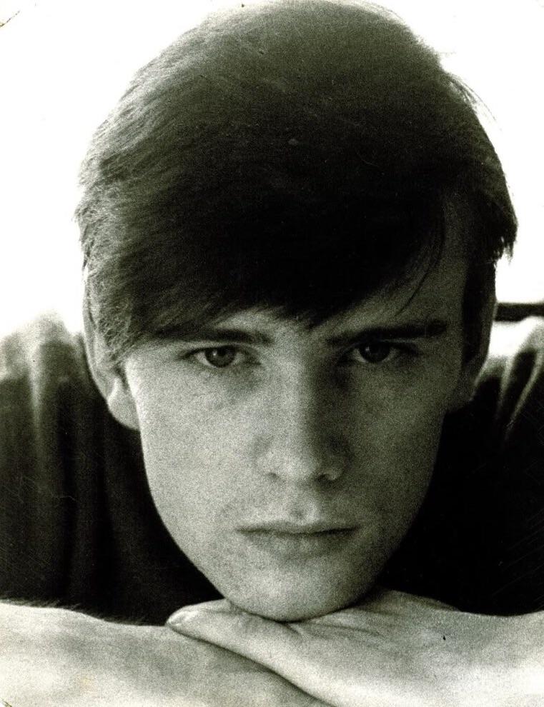 Stuart Sutcliffe, 1960.