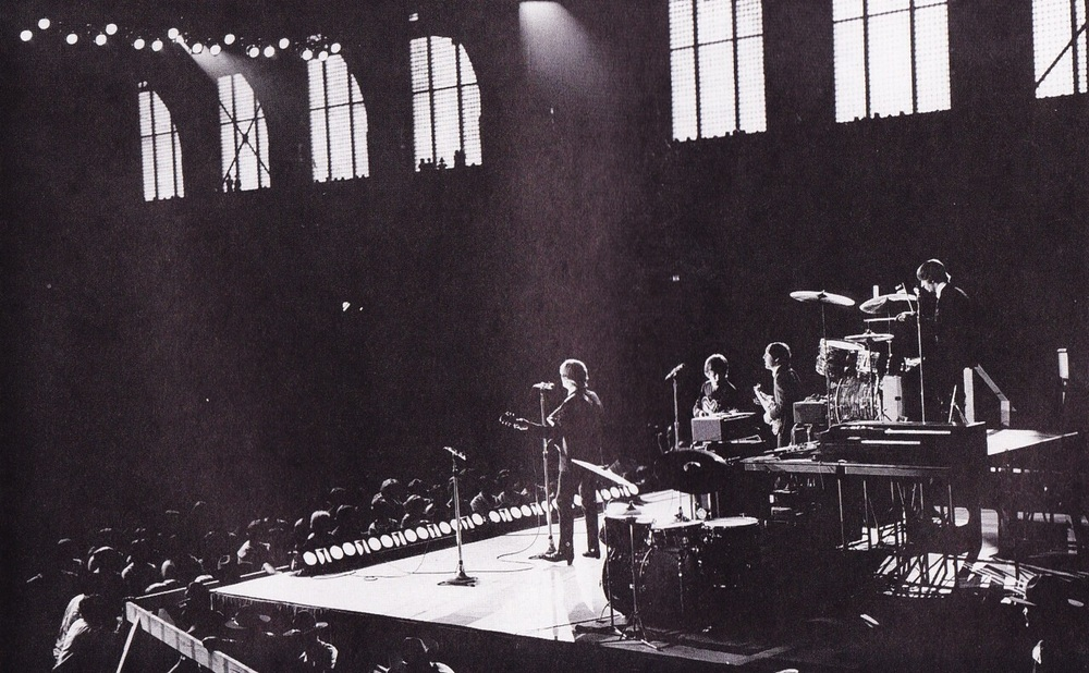 The Beatles at the State Fair Coliseum, Indianapolis, September 3rd, 1964.
