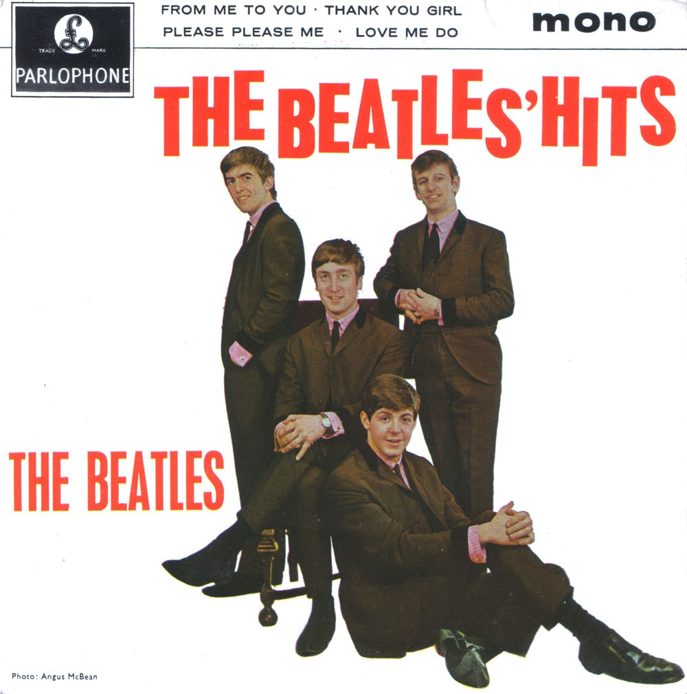 The Beatles' Hits, released September 6th, 1963.