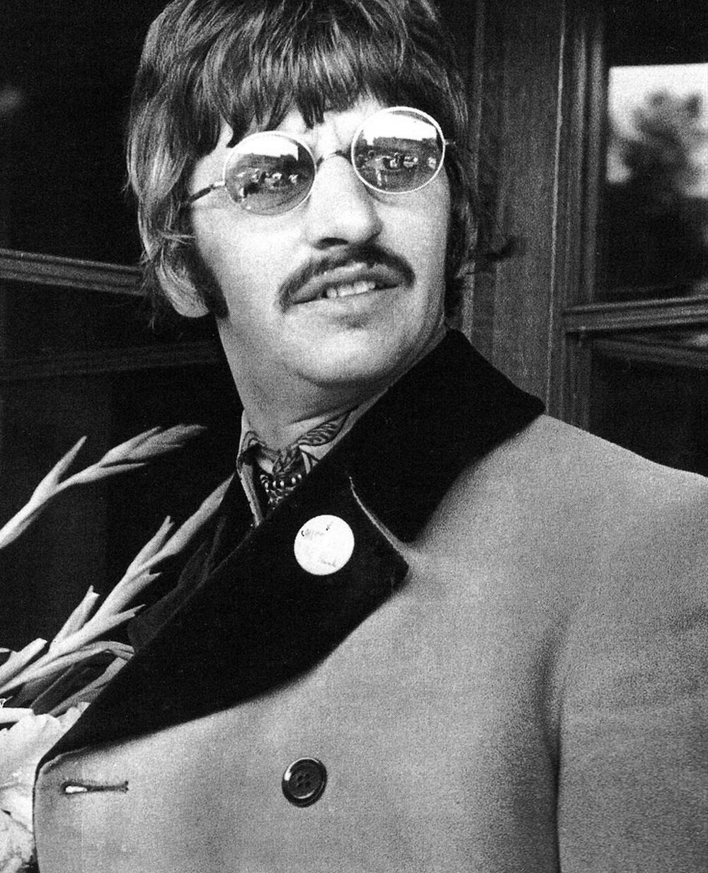 Ringo Starr, 1967.