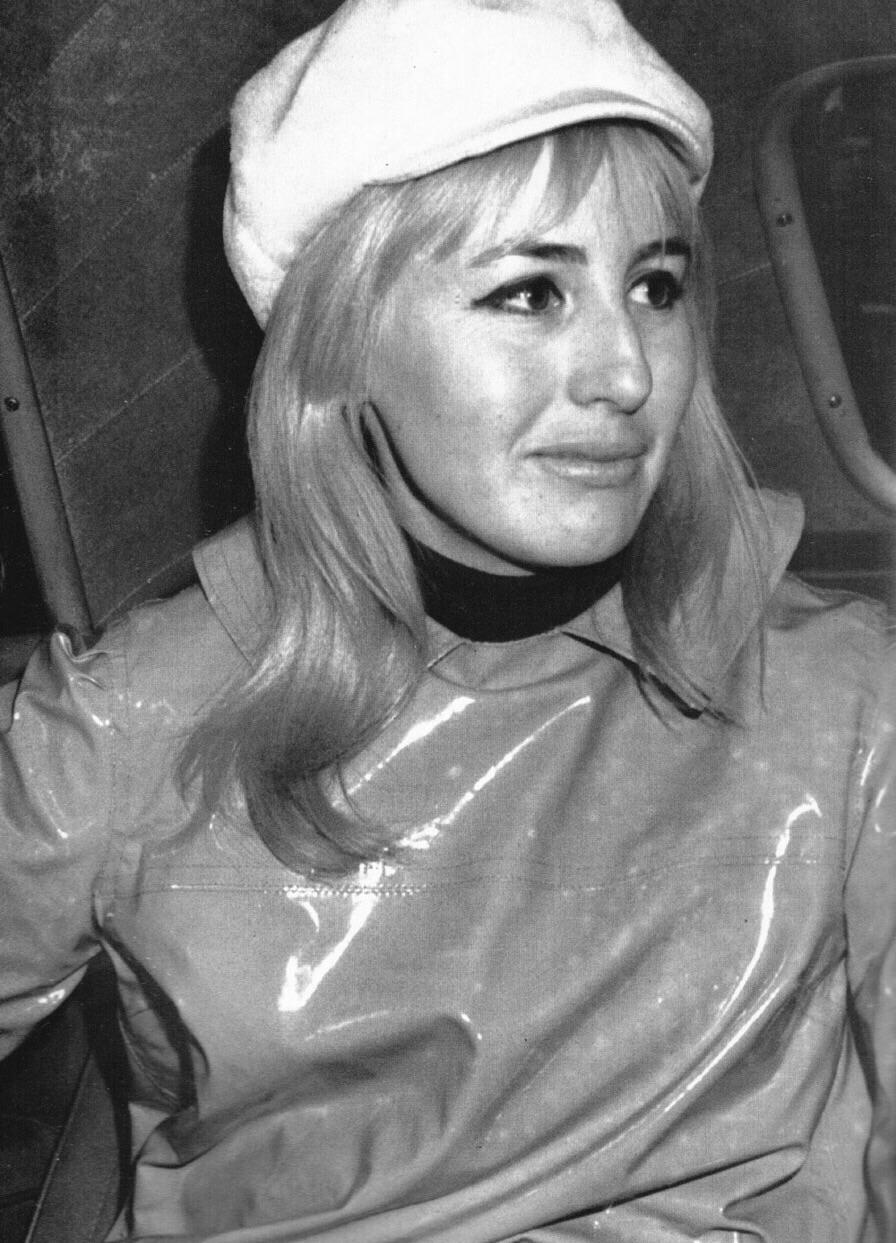 Cynthia Lennon, 1964.